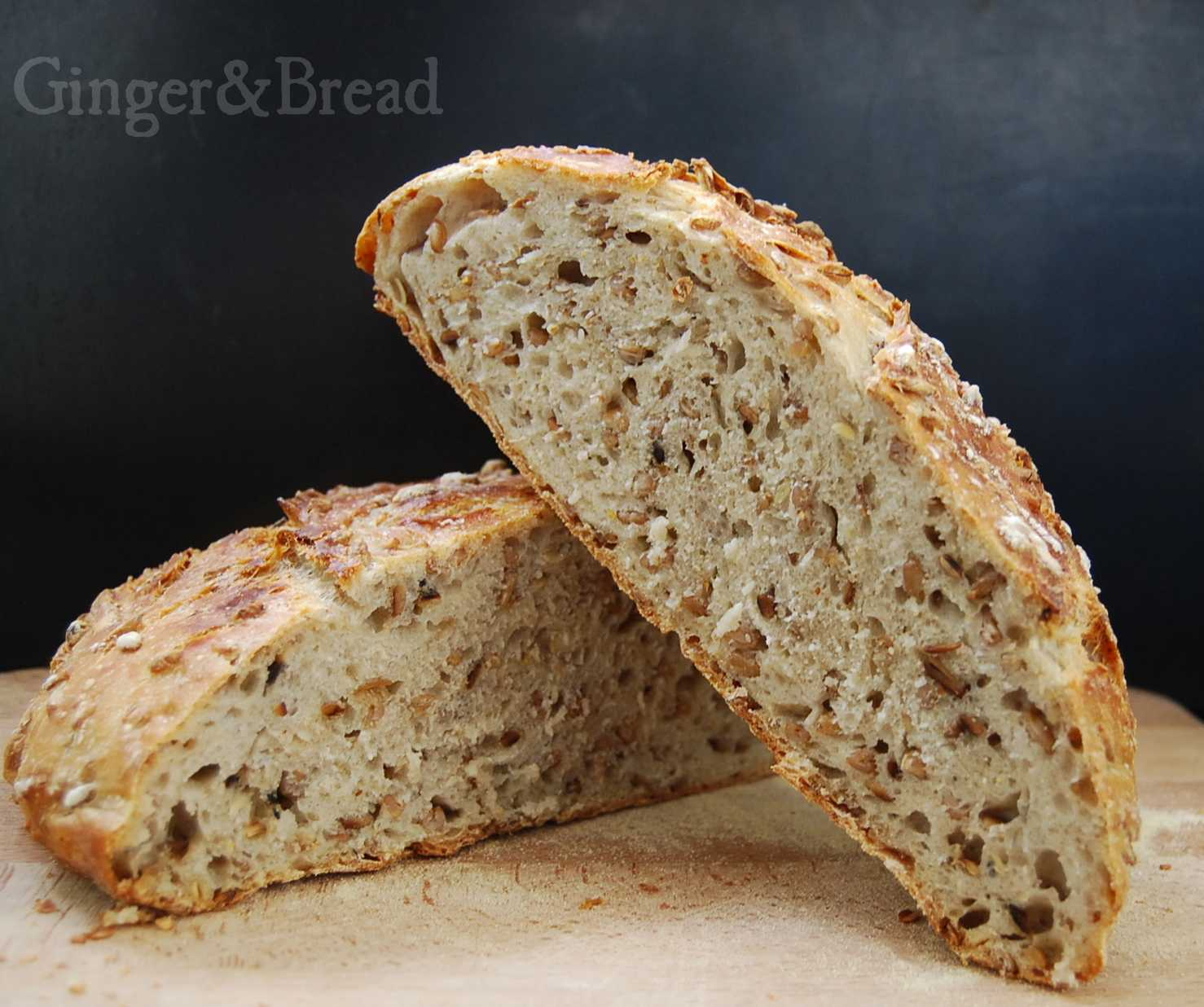 Wheat, Rye and Spelt texture