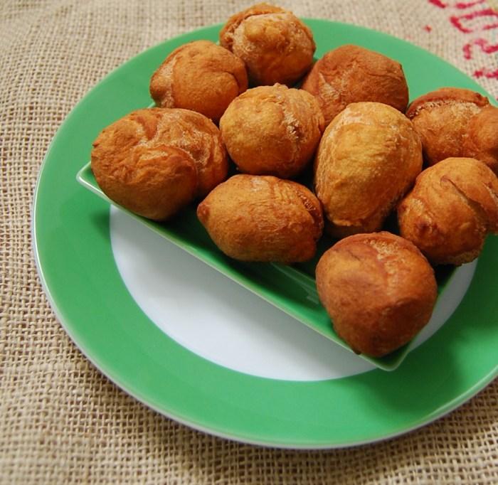 Nigerian 'Puff Puff ' Rock Cakes
