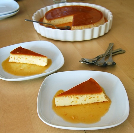 Cheesecake with Caramel - absolutely delicious!