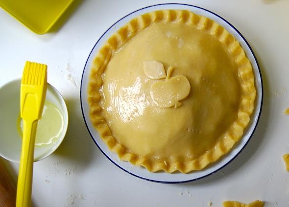 Apple Pie glaze
