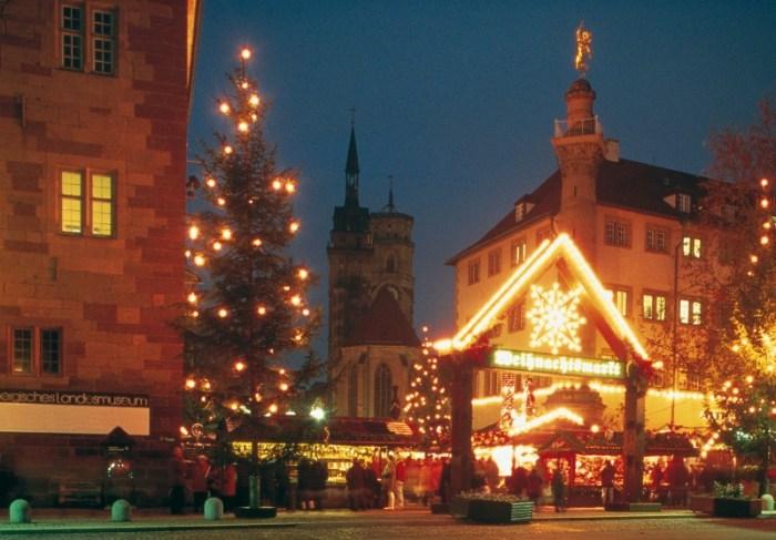 Stuttgart Christmas Market