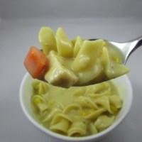 Creamy Chicken Noodle Soup