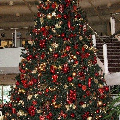 First Christmas in Dubai