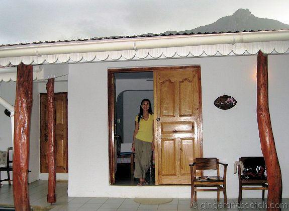 mahe choice villa
