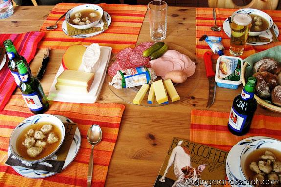 St. Moritz Breakfast