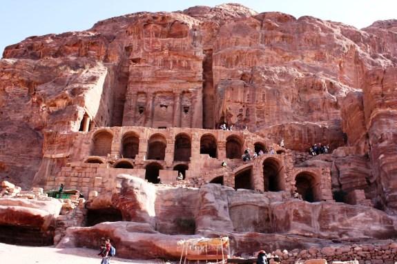 Petra - Royal Tombs