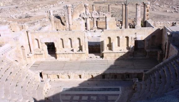 Jordan - Jerash