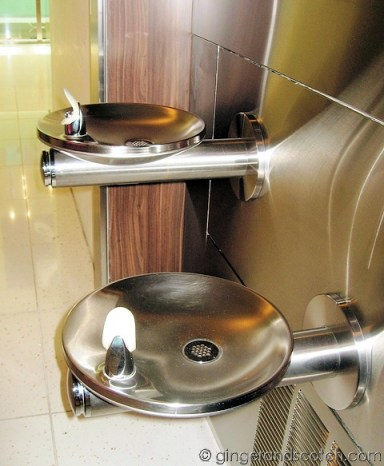 Dubai Mall - Drinking Fountain