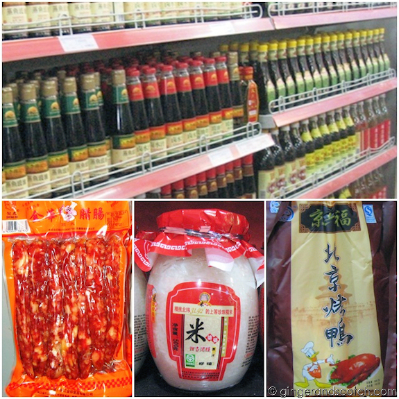 Chinese Food Items - Dubai grocery store