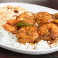 Emirati Shrimp Fried with Spices