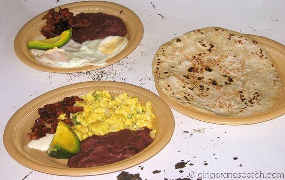 Cindys Full Island Breakfast