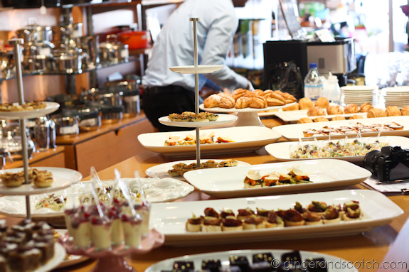 Tavola Food Blogger Breakfast