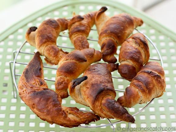 croissants first batch