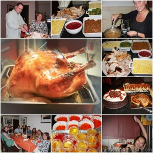 Thanksgiving in Dubai 2010