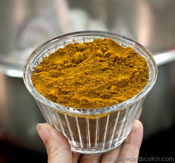 Spice Mixture