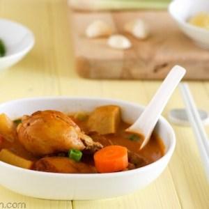 Vietnamese Chicken Curry (Cà Ri Gà)