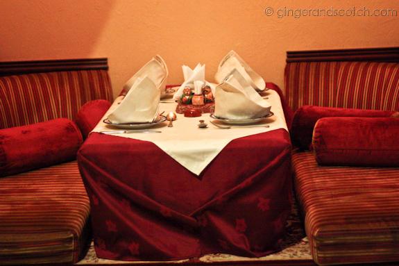gulnaz seating
