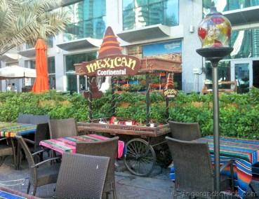 Dubai Marina Restaurants