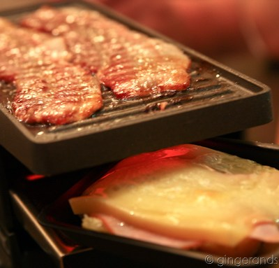 Who's Coming to Our Next Raclette Party?