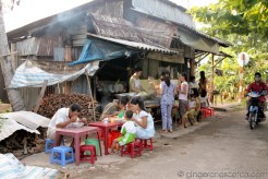 The Mekong Market Pho (Noodle) Stall