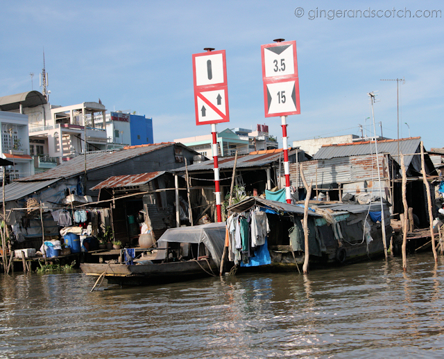 Mekong - Floating Market