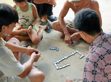 Mekong - dominoes
