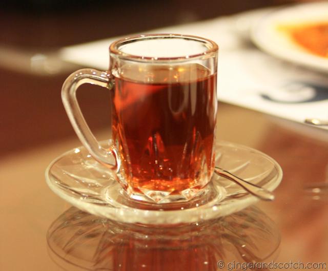 Iranian tea