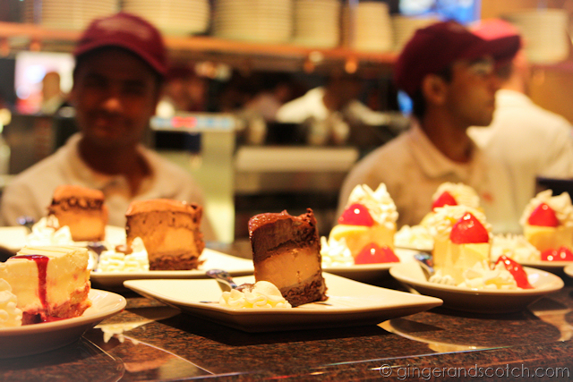 Cheesecake Factory Dubai