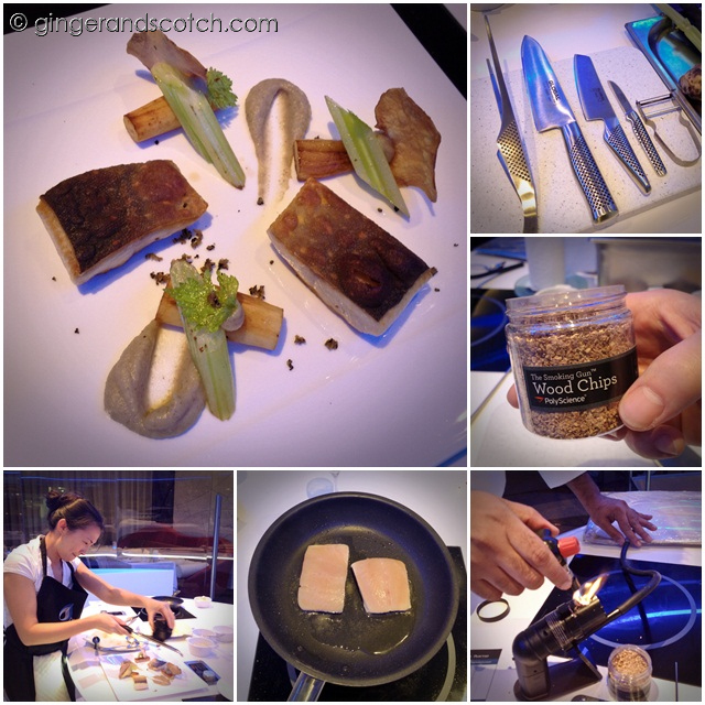 Blue Flame Cooking Class