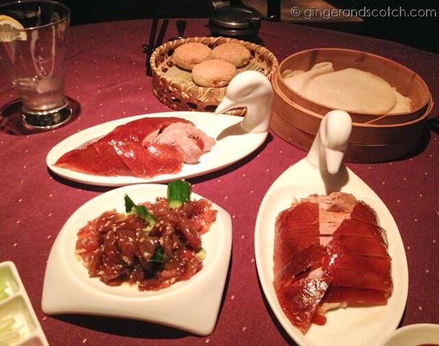 Peking Duck @ Duck de Chine