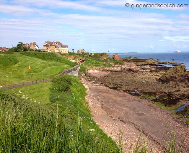Dunbar Coastline