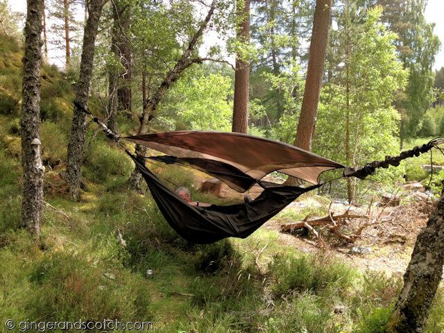 The Tent Hammock