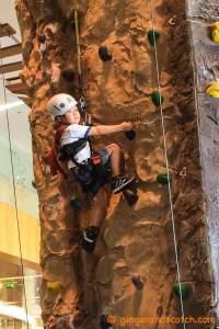 Adventure HQ - rock climbing