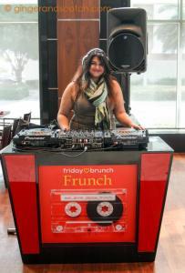 Frunch at Radisson Blu, Media City