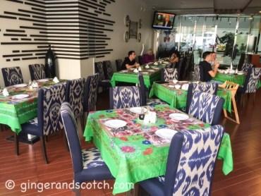 Tashkent restaurant