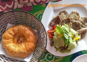 Tashkent - beef tongue