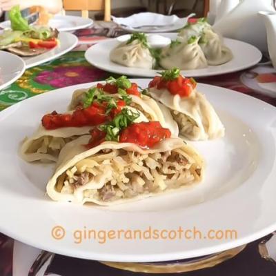 Tashkent Restaurant (Al Barsha, Dubai)