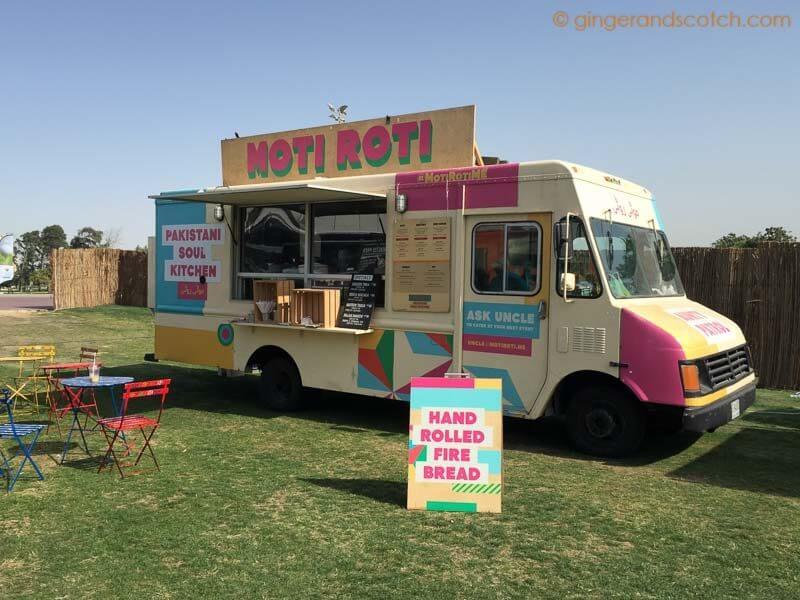 Food Truck Festival Dubai