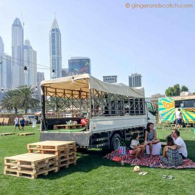 Food Truck Brunch Dubai