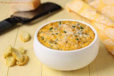 Cheesy Crab and Jalapeño Dip