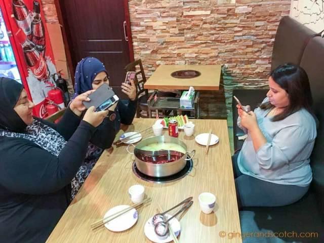 Chinese Hot Pot Restaurant Dubai