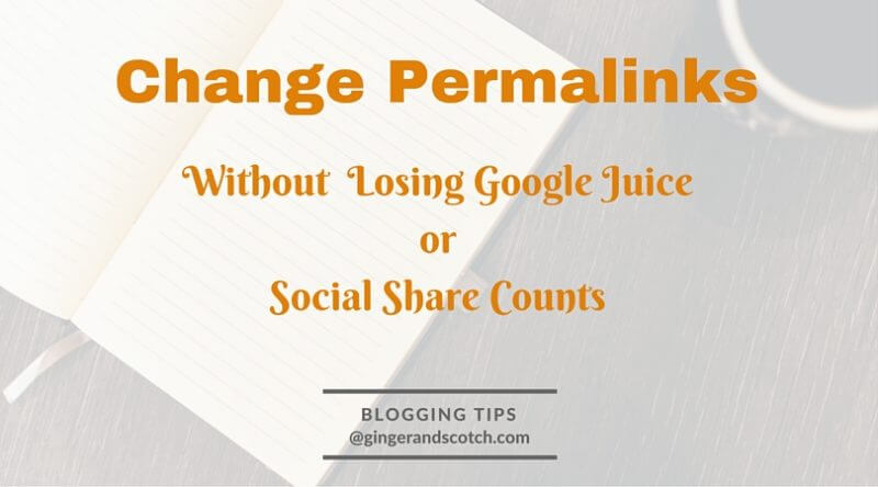 Change Permalinks graphic