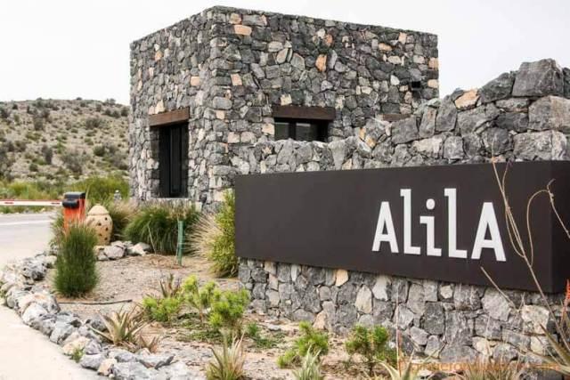Jabal Al Akhdar-Alila Hotel
