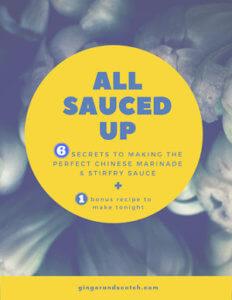 All Sauced Up - 6 Secrets