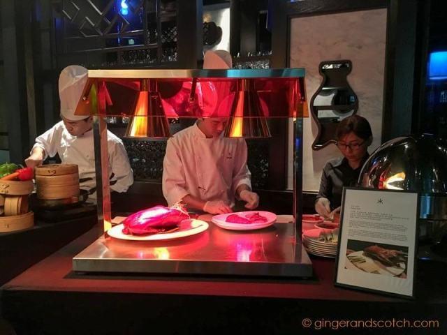 Hakkasan Yum Cha Brunch - Dubai