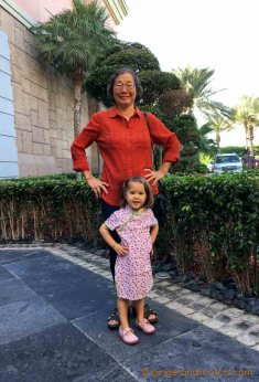 My Mom and Li'L Ginger