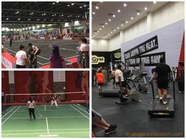 Dubai Sports World at Dubai World Trade Center