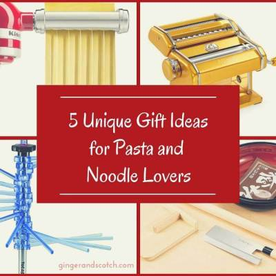 Noodle and Pasta Gift Ideas