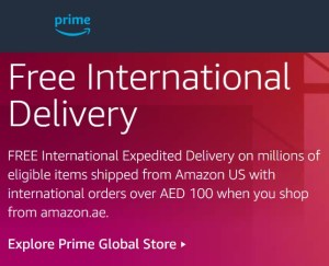 Amazon Prime UAE