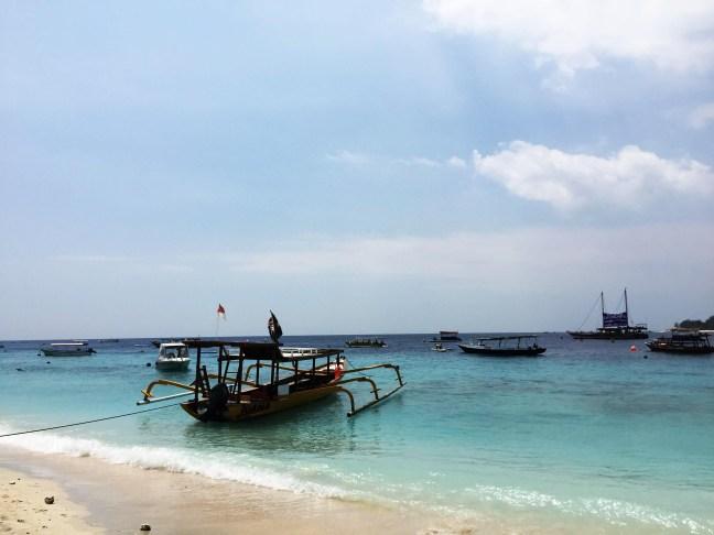 Islas Gili , La ruta del spa12